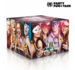Világító Koktélszökőkút Party Fun Tain