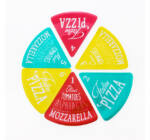 Bravissima Kitchen Colors Pizzatányérok (6 darab)