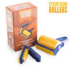 Sticky Clean Rollers Szösztelenítő Görgők