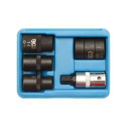 """3 darabos ötszögletű dugókulcs készlet, 1/2"""" OPEL, RENAULT (BGS-1112)"""