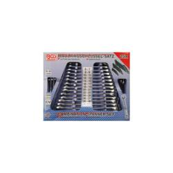 Csillag-villás kulcs készlet, 6 - 32 mm  25 részes (BGS-1190)