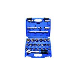 """27 részes dugókulcs készlet 1/2"""", 8 - 32 mm (BGS-2224)"""