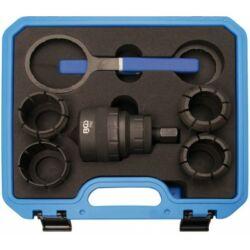 belső kerékcsapágy kihúzó készlet, 48-52 & 52-56 mm (BGS-7763)