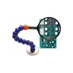 Nagyító flexibilis karral és mágneses talppal (BGS-8372)