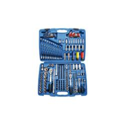 """176 részes dugókulcs készlet műanyag kofferben 1/4"""", 5/16"""", 3/8"""", 1/2"""" (BGS-8820)"""