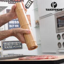 Bambusz Só TakeTokio és Borsmalom