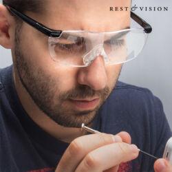 Rest & Vision Nagyító Szemüveg