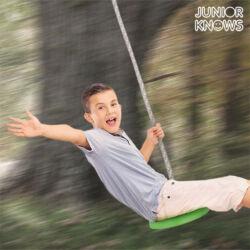 Junior Knows Tányéros Gyerek Hinta