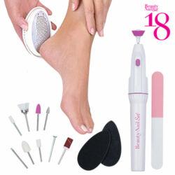 Beauty Nail 18 Pedikűr Készlet