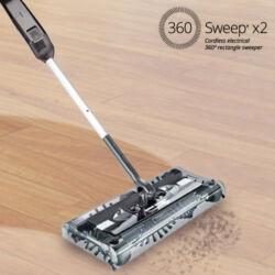 360 Sweep Téglalap alakú Elektromos Söprű