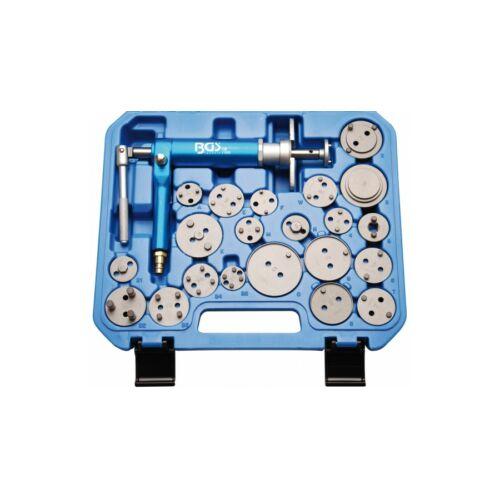 22 részes  pneumatikus tárcsafék dugattyú visszanyomó készlet (BGS-1114)