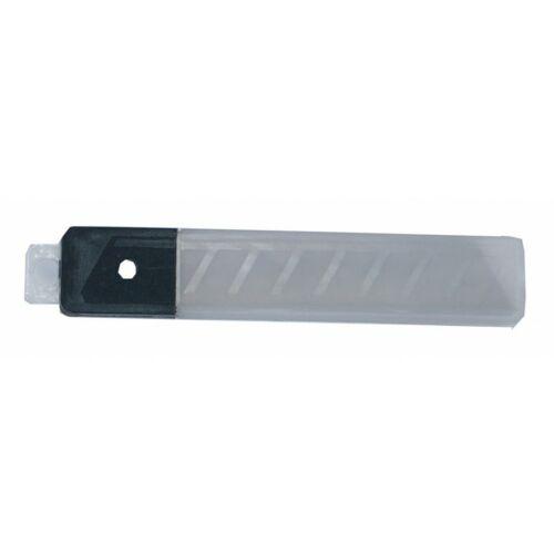 10 darab tartalék törhető penge készlet, 18 mm (BGS-7971)