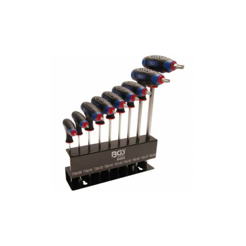 8 részes T-kulcs készlet imbusz, T10-T50 (BGS-8485)